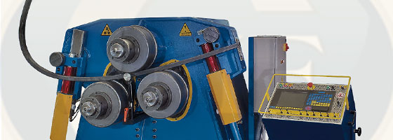 angle roll machine products