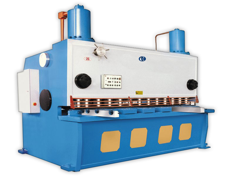 CMF CS Hydraulic Guillotine Shear