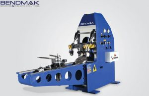 BMF 15 Flanging Machine