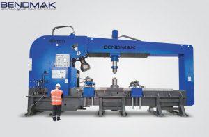 BMF 40 Flanging Machine