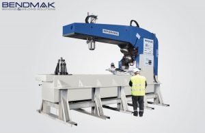 BMF Flanging Machine